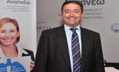 Θ. Βασιλακόπουλος: με στην εκστρατεία ΑΝΑΠΝΕΩ θα αυξηθεί η ευαισθητοποίηση του κόσμου για τη ΧΑΠ