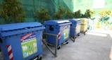 Απομακρύνονται προληπτικά οι μπλε κάδοι που βρίσκονται κοντά σε νοσοκομεία