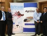 Ελληνικά προϊόντα Agrino στο πανεπιστήμιο UMASS στην Μασαχουσέτη Αμερικής